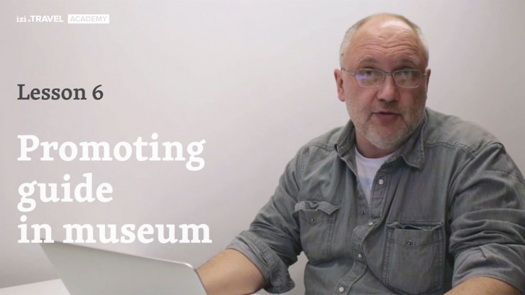 6. Promoting your museum audio guide